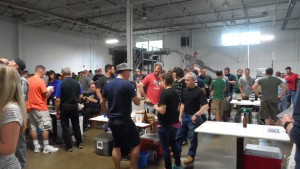 Homebrew competition weirder the better