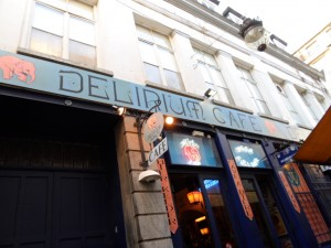 Delirium Cafe Outside