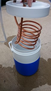 How to make a pre chiller 2