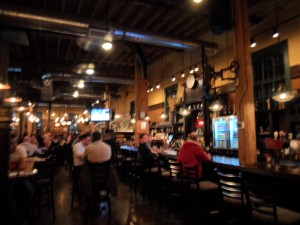 Mill Street Brewery Inside