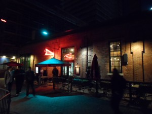 Mill Street Brewery Outside