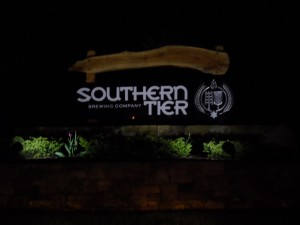 Southern Tier Sign