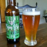 Stone Enjoy by 04.20.15 IPA