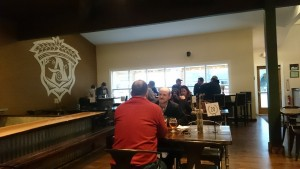 Ascension Brewing Dining Area 2