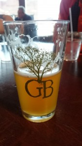 Greenbush Brewing Beer