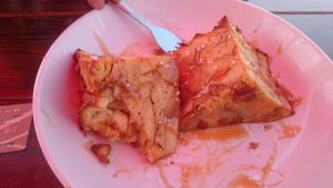 Cedar Springs Bread Pudding