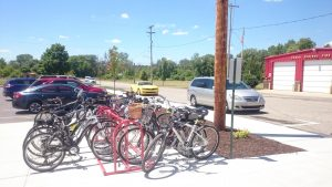 Cedar Springs Full Bike Rack