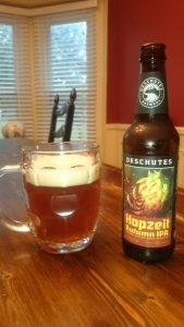 Deschutes Hopzeit